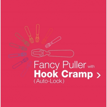 Fancy Puller with Hook Cramp (auto-Lock)